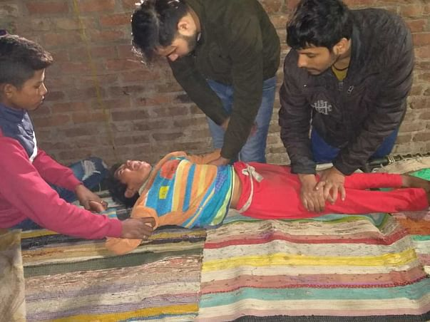 Support 12 years old Rohit recover from Spastic Cerebral Palsy