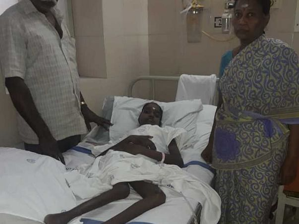 Support Thilothama Recover From Kidney Failure