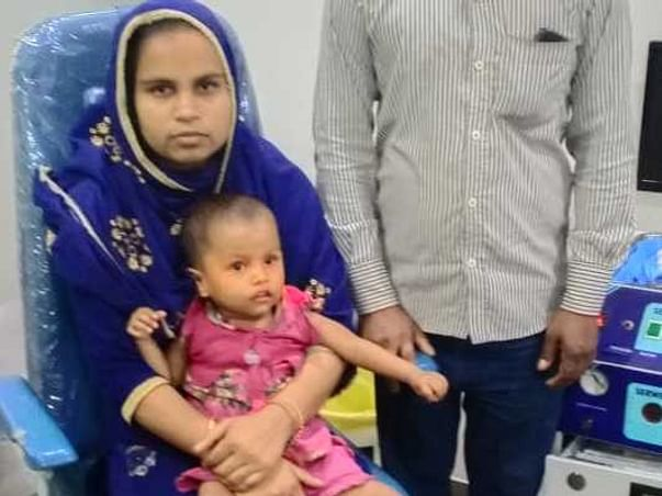 2 Years Old Raisa Akhtar Needs Your Help To Get Cochlear Implant
