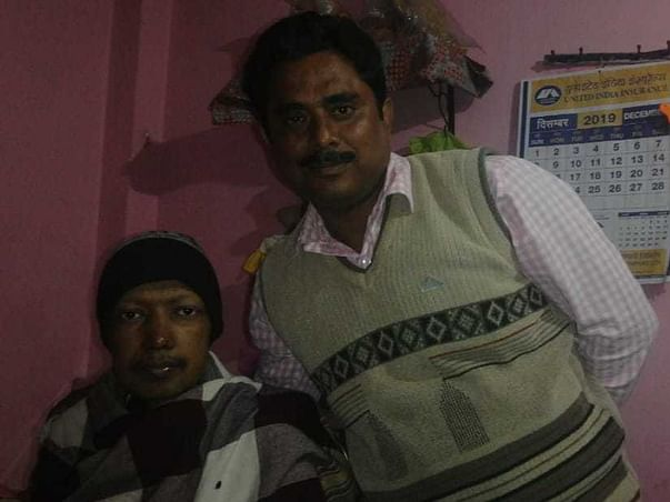 44 Years Old Rabindranath Bagari Needs Your Help Fight Stomach Cancer