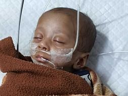 4 Months Old Eshaan  Needs Your Help Fight Retinopathy Of Prematurity