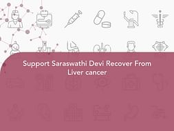 Support Saraswathi Devi Recover From Liver Disease