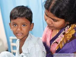 Help Harish Recover From Neuroblastoma
