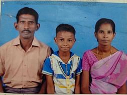 Help Elango's family