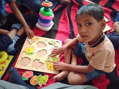 Special Child - Megha