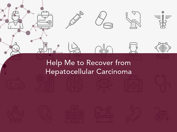 Help Me to Recover from Hepatocellular Carcinoma
