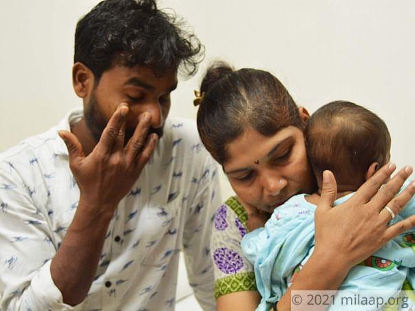Help Sairaj Fight End Stage Liver Disease