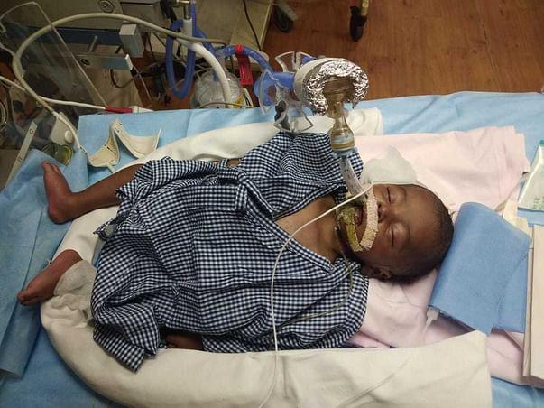 Help My Baby Boy Fight Gastroenteritis With Hypernatremic Dehydration