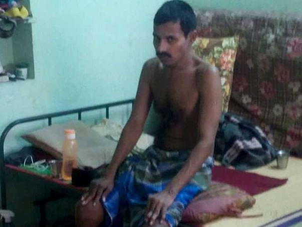 Help M.balasubiramani Recover From Rheumatoid Arthritis