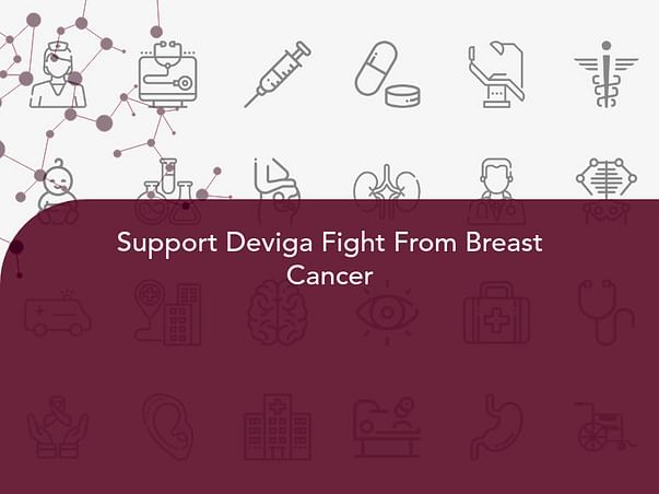 Support Deviga Fight From Breast Cancer