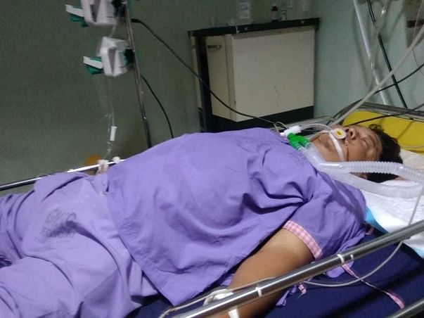 Help Bijoy Das Recover From Road Accident