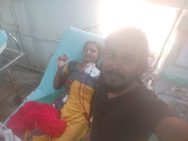 My Wife Is Struggling With Kidney Failure, Help Him