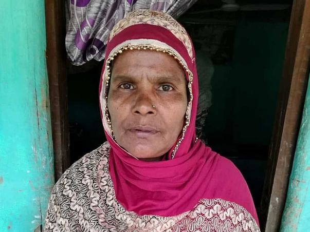 54 Years Old Junamai Begum  Needs Your Help Fight Breast Cancer