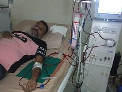 43 Years Old Vikas Needs Your Help Fight Kidney Failure
