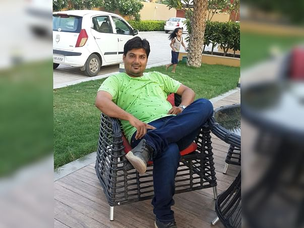 Support Parag Dubal Recover From Metastatic Cancer