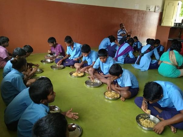 Help to secure children from extreme poverty and being orphan & abused