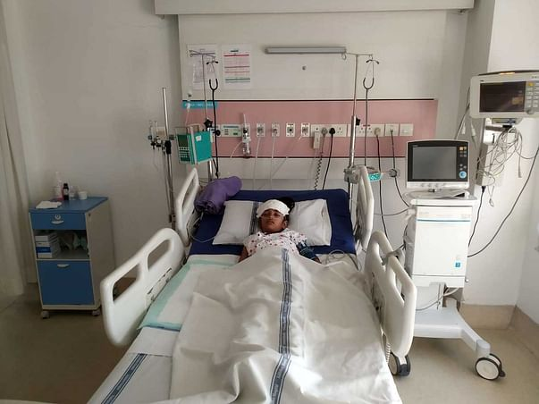 Support Mitali Pramod Singh Recover From Mycoplasma Pneumoniae