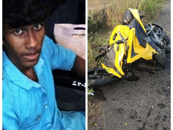 Help Vasanth Recover From Accident