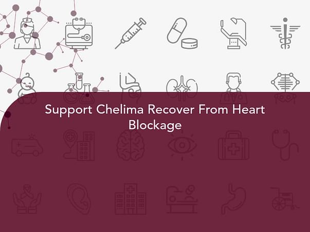 Support Chelima Recover From Heart Blockage