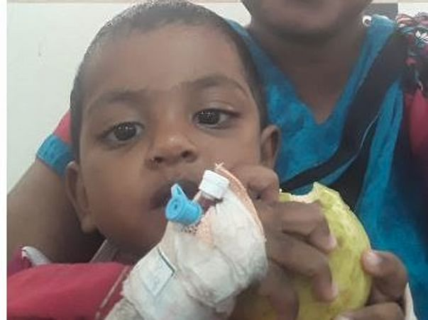 1 year Old Hananya Needs Your Help Fight Leukemia (Blood Cancer)