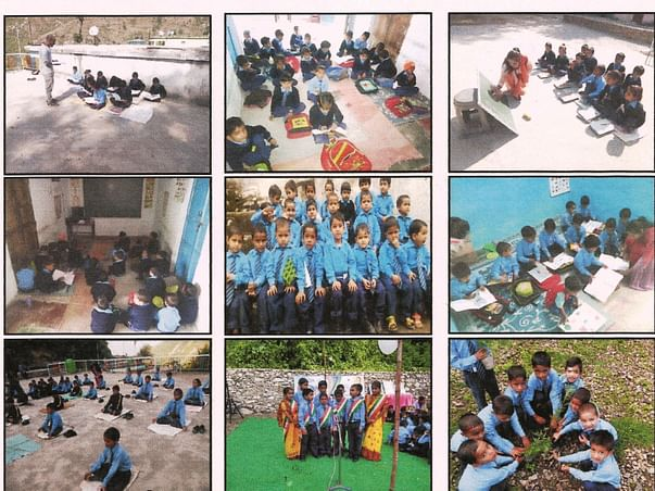 Help SFM School Educate Above 100 Poor Children In Backward Hilly Area