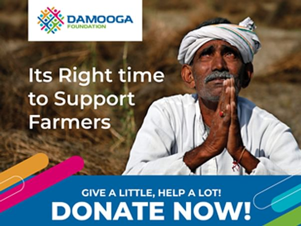 Its Right Time To Donate and Support Poor Farmers