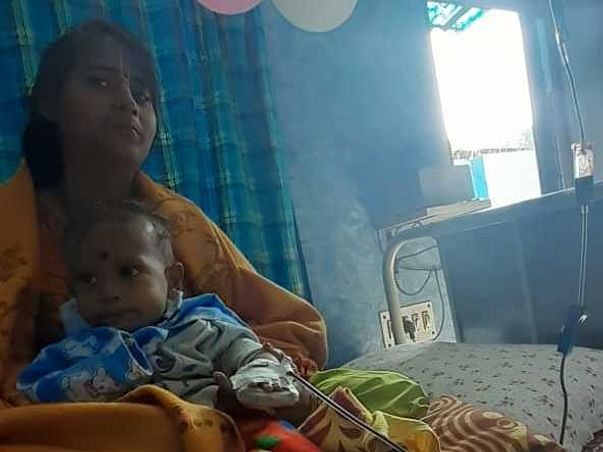 This 11 Months Old Needs Your Urgent Support In Fighting Thalassemia