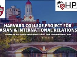 Help Sharath Solve Asian And International Challenges At Harvard