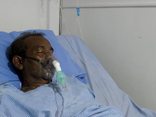 Help Srinivas Rao Recover From Chronic COPD