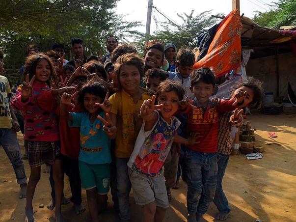 Help Surjeet for upliftment of 1000 underprivileged slum children