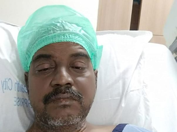 Support Muniramayya Recover From Liver Cirrhosis
