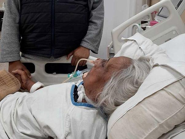 Help for Aparna Devi(my grandmother) for pulmonary failure