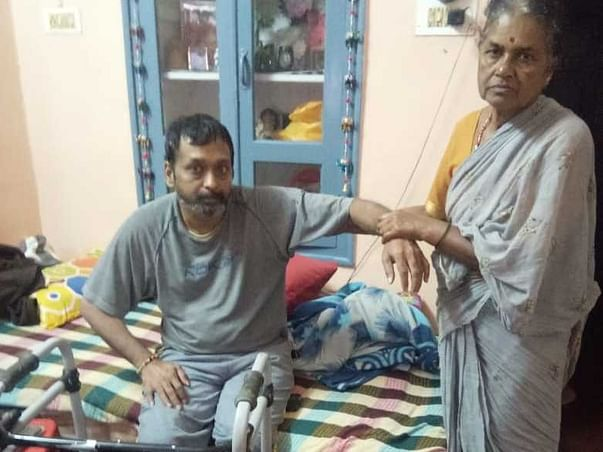 Help Manjunath For Hip Replacement