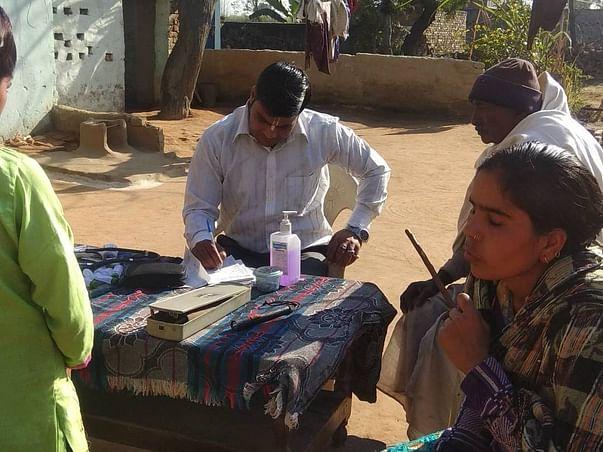 Help Poor People for Medical Equipment