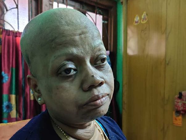 Support Subha Barman Fight From Ovarian Cancer