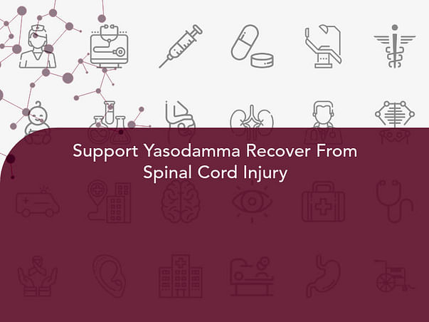 Support Yasodamma Recover From Spinal Cord Injury