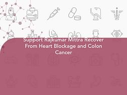 Support Rajkumar Mittra Recover From Heart Blockage and Colon Cancer