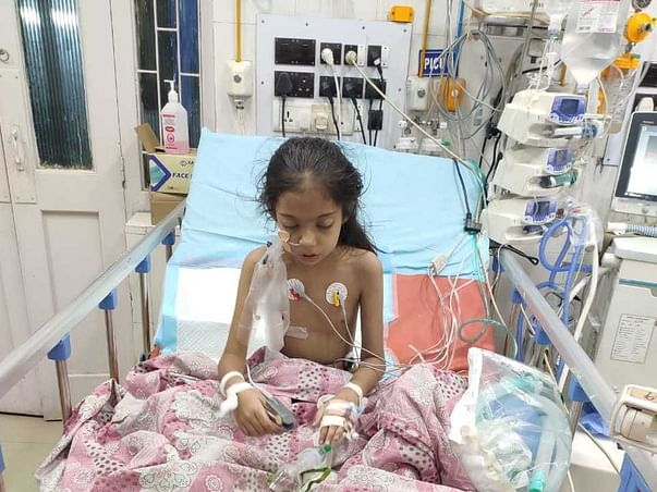 This 12 Years Old Needs Your Urgent Support In Fighting Kidney Failure