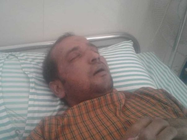 Support Srinivasan Recover From Accident