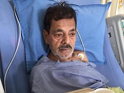 Help Shiv Shankar Pandey Struggling With A Heart Attack