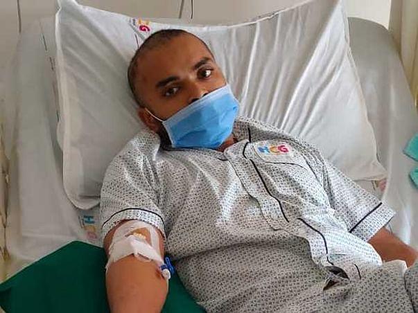 Support Dixit Patel Fight Acute Myeloid Leukemia