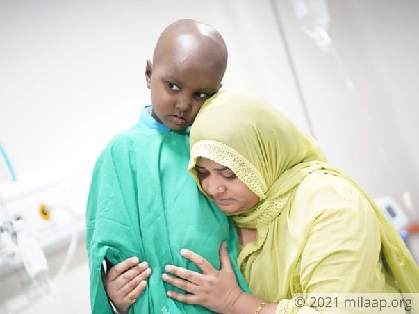 Asad's New Schoolbooks May Stay Unused Forever If He Can't Beat Cancer