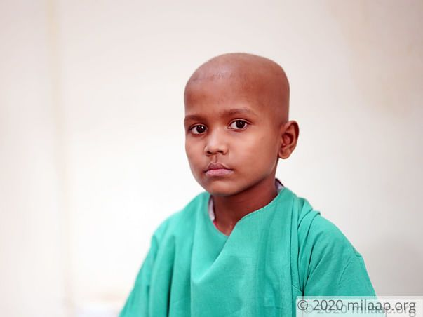 Help Atharva Fight Transfusion Dependent Thalassemia