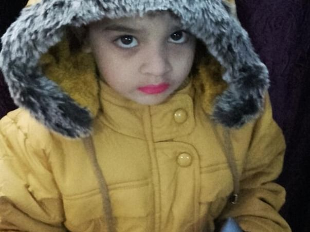 Help Talishbah For Her Heart Surgery