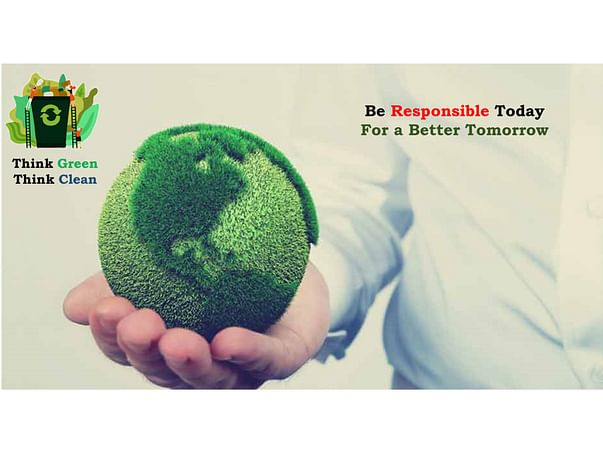 Support 'Waste Management' Drive In South Delhi