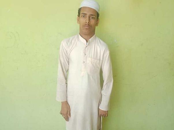16 Years Old Ataullah Khan Needs Your Help Undergo Spine Surgery