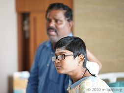 Master Manish Shivpuje  Liver cirrhosis