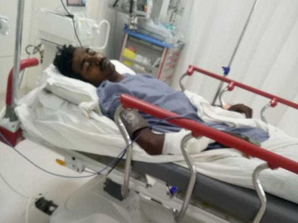 Help My Brother Srikanth S to Recover from Road Accident