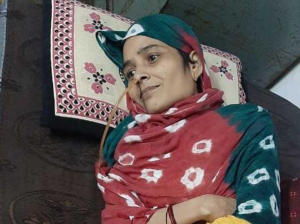 Support Single Mother Fight  EsophagealCancer