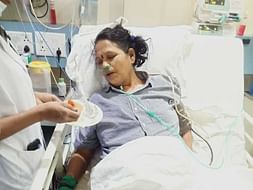 Help my mother to recover from paralysis due to Heart blockage